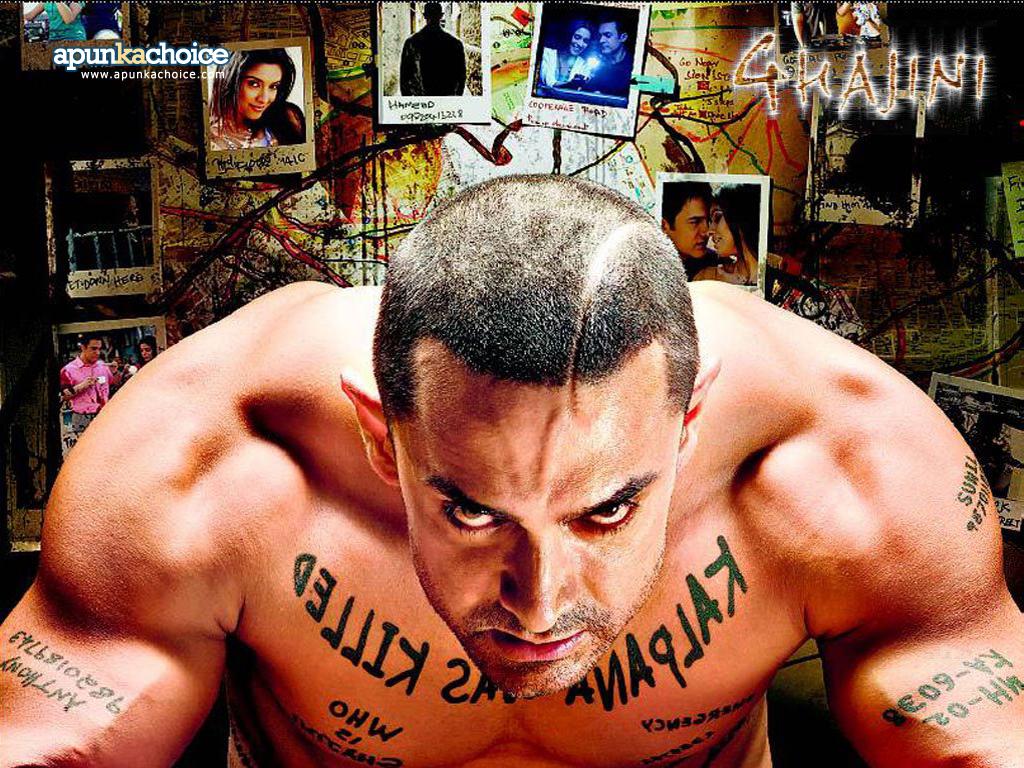 films ghajini