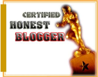 honestbloggeraward