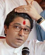 INDIA-POLITICS-THACKERAY-SHIV SENA-QUIT