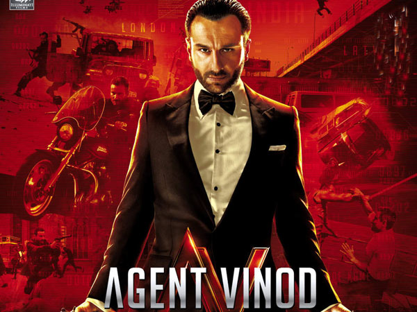 A Mess called Agent Vinod (1/2)