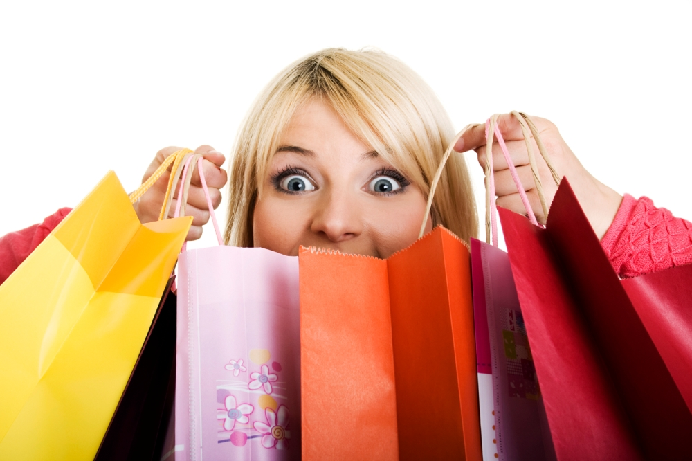 How to shop with a lady and stay sane (4/4)