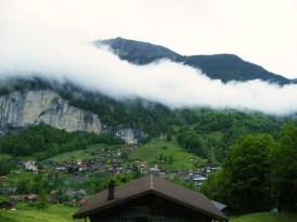 To Jungfrau